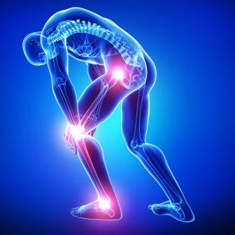 esquema del deolor de rodilla