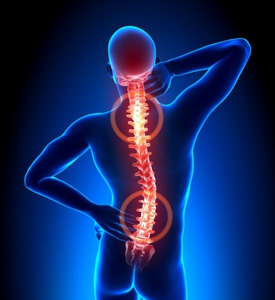 causas del dolor de columna